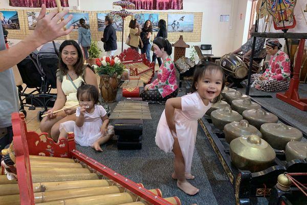 Enfant indonésiens