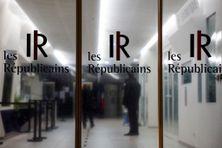 Locaux du parti Les Républicains, à Paris.