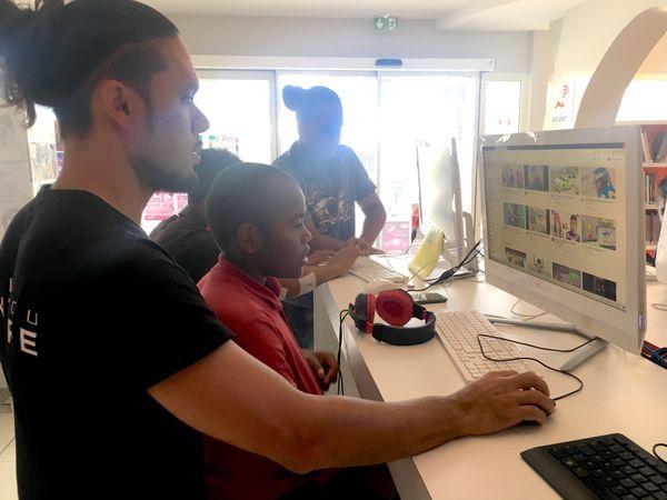 Dangers internet atelier Mont-Dore