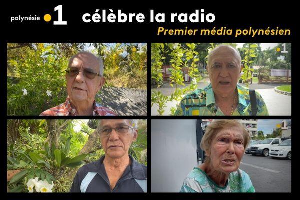 La radio en Polynésie : les anciens racontent...