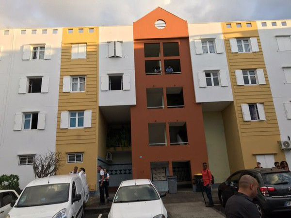 Drame appartement Jumbo Chaudron