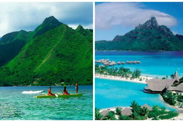 Moorea Bora Bora