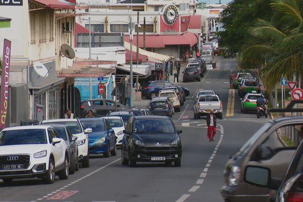 Image d'illustration rue de Nouméa