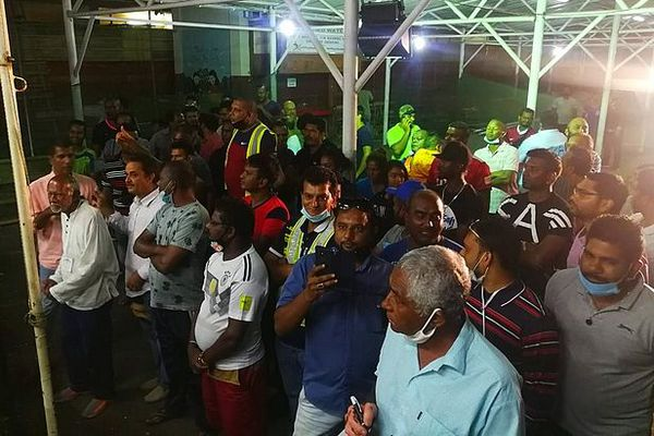 Elections villageoises île Maurice 22 nov 2020