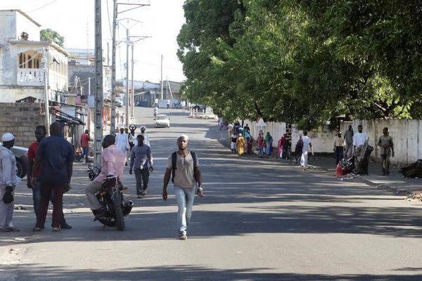 Comores paysage