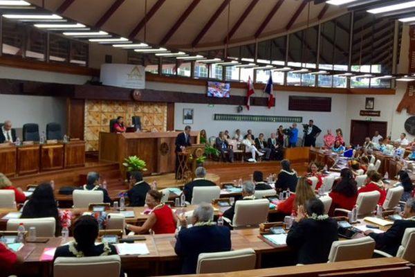 Ouverture de la session administrative de l'APF
