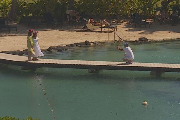 La Polynésie attire encore les touristes malgré le confinement