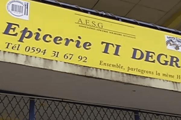 Epicerie Ti degra