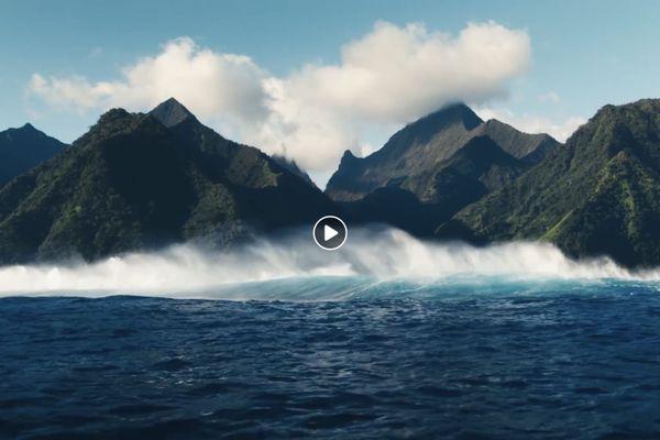 La dernière pub Ralph Lauren tournée en Polynésie