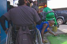 La ville de Papeete se veut désormais accessible au plus grand nombre.