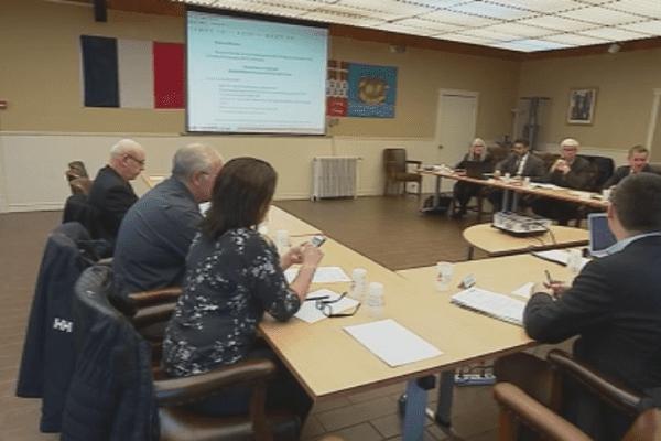 Le comité de l'emploi, de la formation et de l'orientation professionnelle s'est réuni à Saint-Pierre