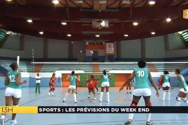 Volley-ball femmes