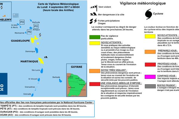 météo France Guadeloupe