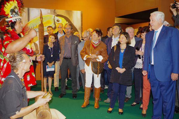 La 50e foire de Montluçon à l'heure du fenua