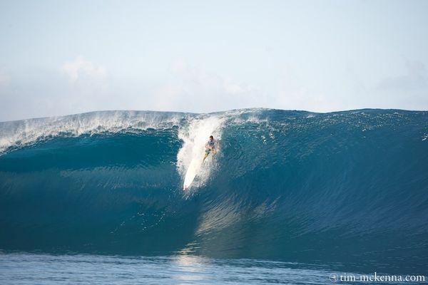 Parfois il vaut mieux sauter plutôt que prendre le risque de démarrer sur une vague trop creuse