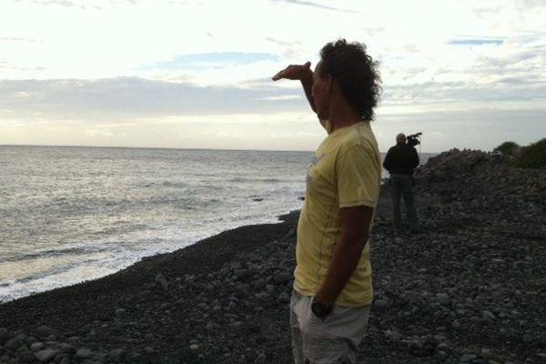 Attaque de requin au Port