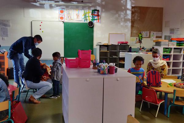 Août 2021 : La rentrée scolaire à La Réunion