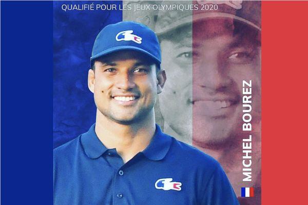 Michel Bourez qualifié aux jeux Olympiques de surf !