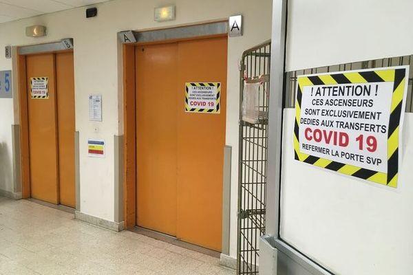 Covid-19 : Formation du personnel soignant au CHU Sud