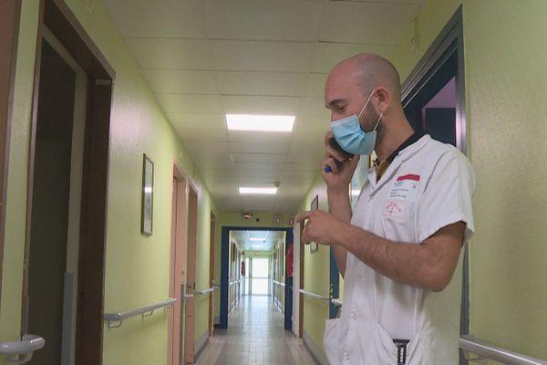 CLément Lebreton nouveau médecin à Cilaos