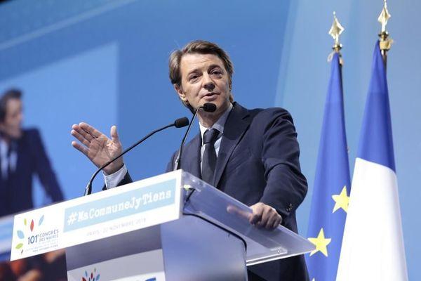 Congrès de Maires de France