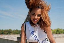 Orianne Beuze candidate à Miss International France