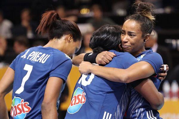 Hand les Bleues en finale du mondial