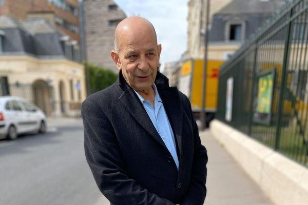 Frédéric Tangy de l'Institut Pasteur