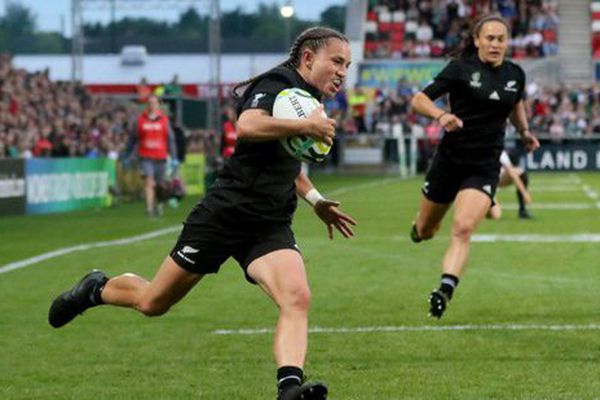 La NZ remporte la coupe du monde de rugby féminin