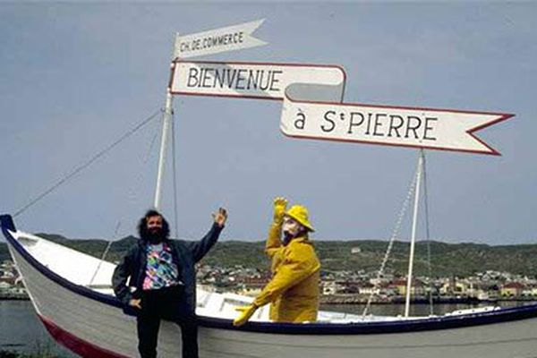 Antoine à Saint-Pierre et Miquelon