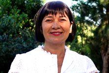 Corinne Deflore est candidate aux élections Régionales à La Réunion.