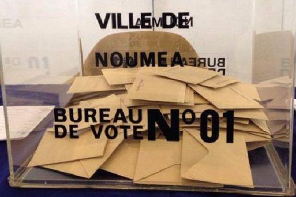 élection présidentielle vote Nouméa