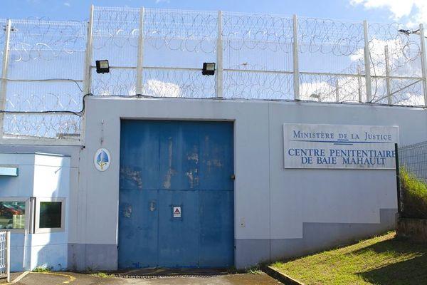 Prison Baie-Mahault