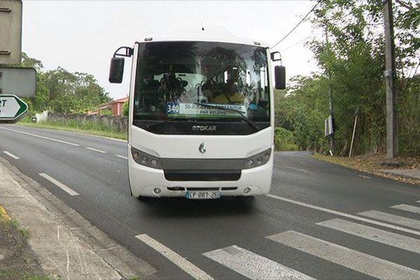 Reprise des bus