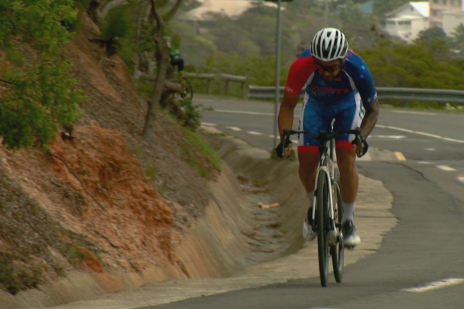 Le kilomètre du Ouen-Toro a fait chauffer les mollets des cyclistes Calédoniens - Nouvelle-Calédonie la 1ère