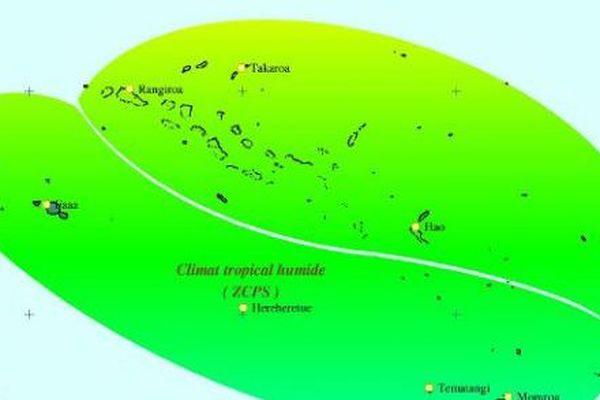 La première vague de froid en Polynésie