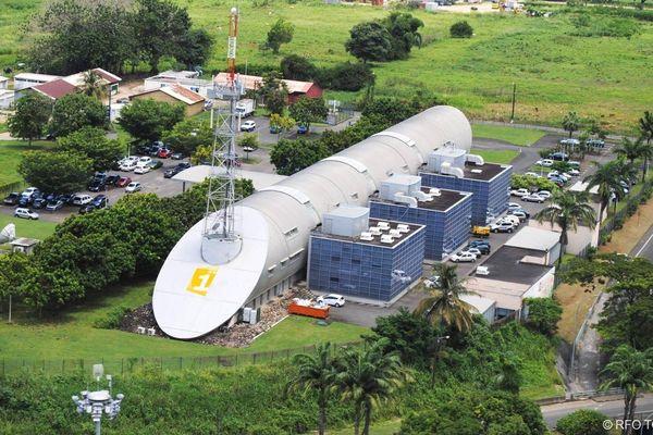 Guadeloupe 1ère - la station