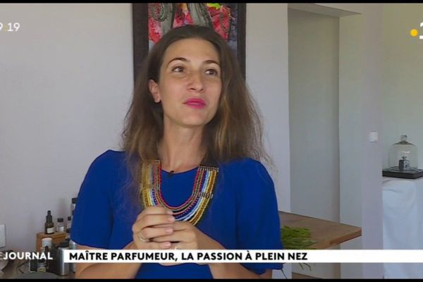 Lovaina le « nez » de Tahiti