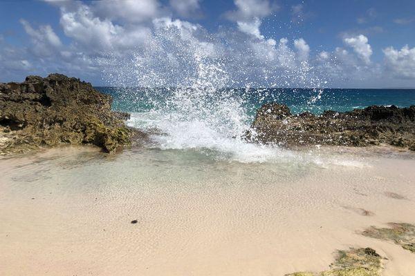 La douche 2 Guadeloupe