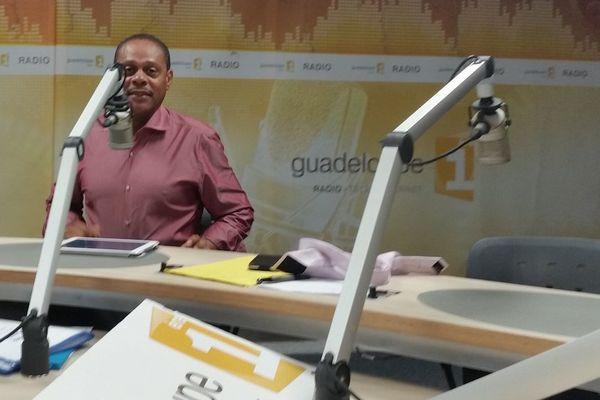 Christian Baptiste, maire de Sainte-Anne, invité de Politique Première en radio