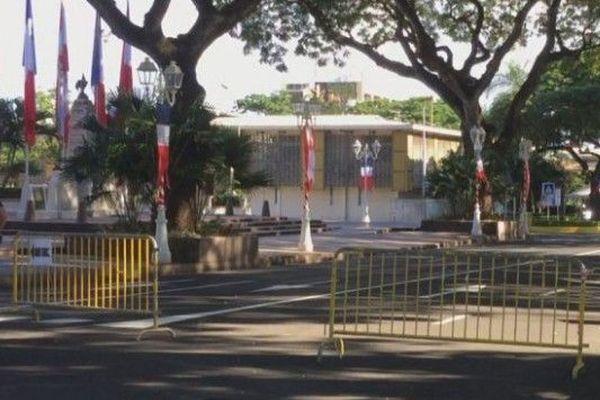 L'avenue sera fermée pour la préparation du défilé de la fête de l'autonomie