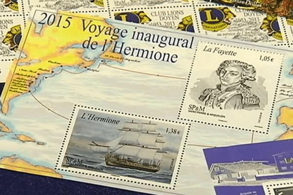 Les timbres de l'archipel s'exposent à Paris