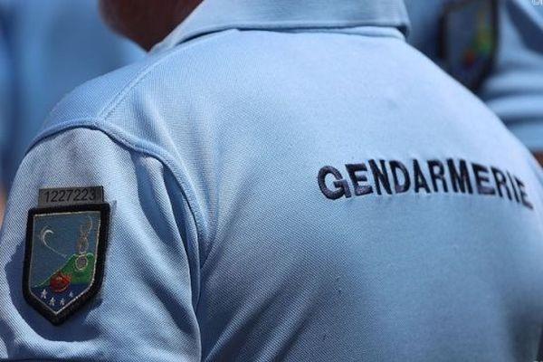 Gendarmerie de La Réunion.