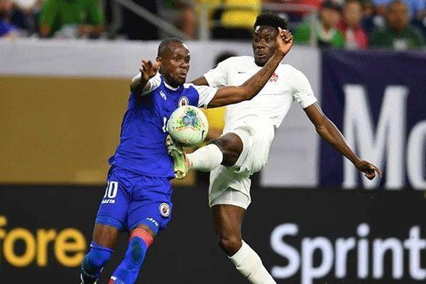 Match Haïti /Canada