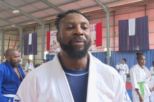 Judo : Entrainement avec un champion du Monde