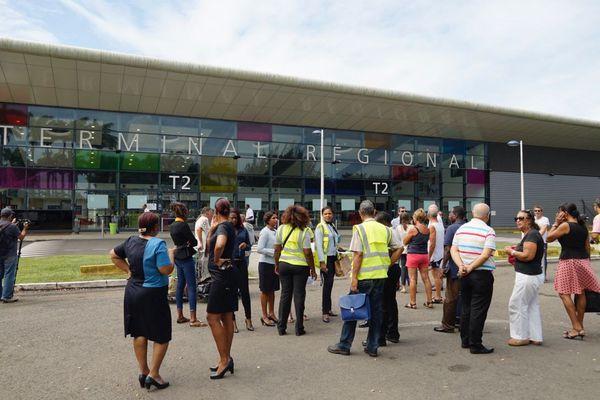 Richter 2017 Aéroport