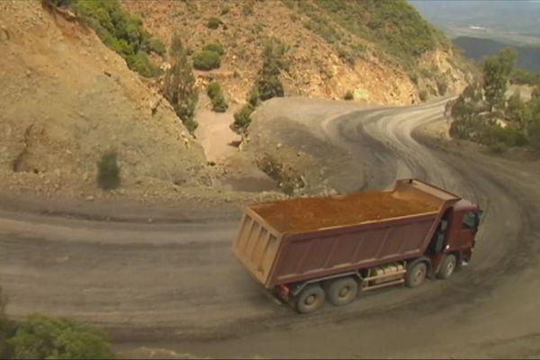 Mine Etoile du Nord Koumac