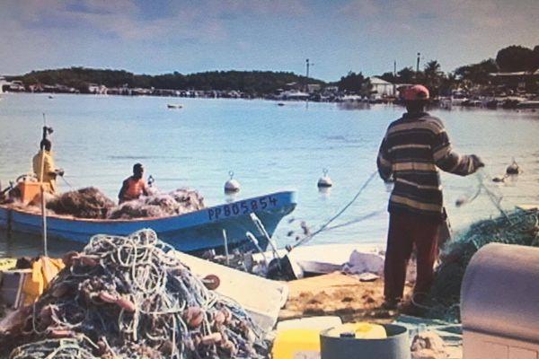 Port de pêche de Lauricisque