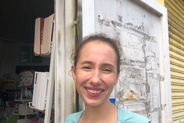 Elodie Prodel la passion libraire