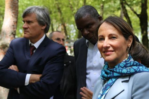 Ségolène Royal et Stéphane Le Foll